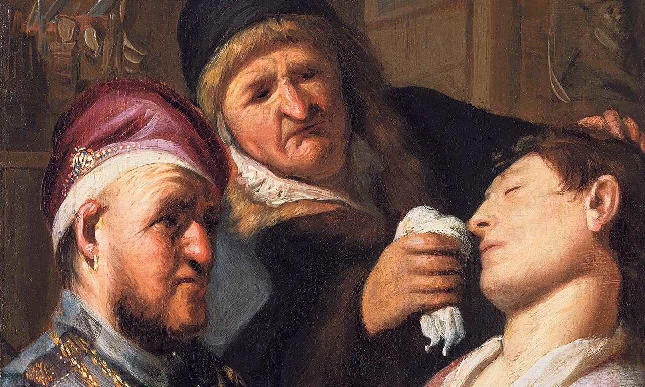 De schilder Rembrandt 1606 – 1669 قصة هولندية مترجمة للعربية
