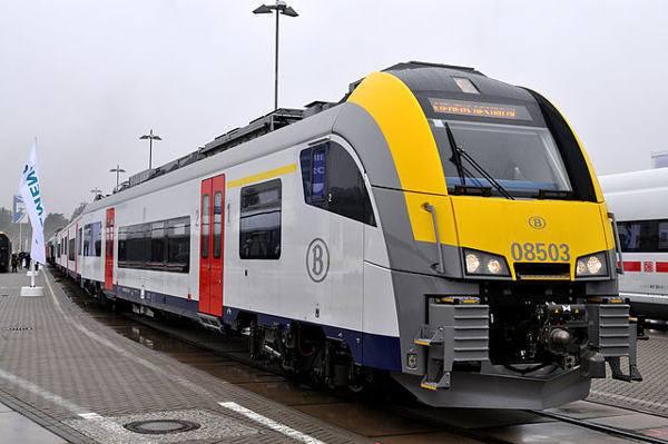 تطبيق خاص للمعرفة مواعيد انطلاق القطارات في مدن بلجيكا للمغتربين