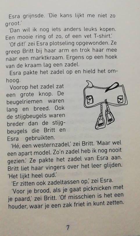 (3) Britt & Esra – Het Avontuur Met Het Zadel
