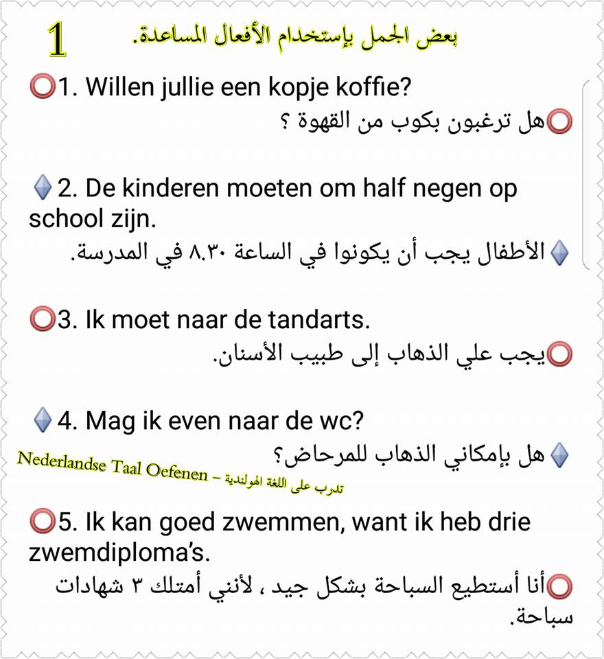 تعلم اللغة الهولندية مجاني